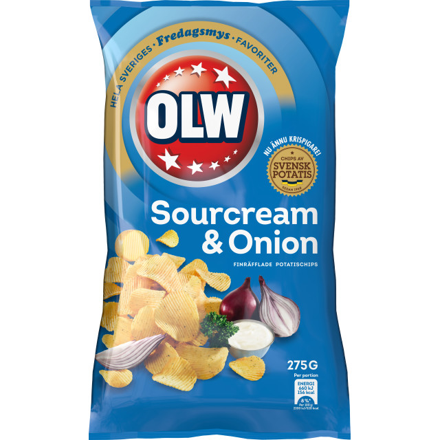 Chips Sourcream & Onion