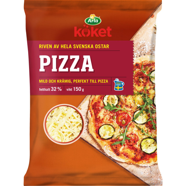 Pizza Ost 32%