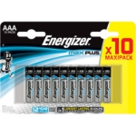 Batterier Eco Advance Aaa 10-Pack