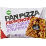 Pan Pizza Pepperoni