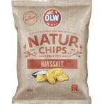 Naturchips Havssalt