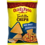 Tortilla Chips Seasalt Gluten Free
