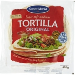 Soft Tortilla Original 12 St