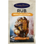 Bbq Rub Beer Can Chicken