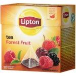Forest Fruit Pyramid Te 20-Pack