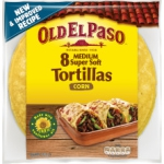 Corn Tortillas 8 St