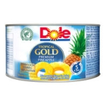 Tropical Gold Pineapple Slices In Juice