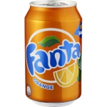 Fanta Funky Orange