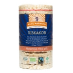 Riskakor Med Salt Krav Fairtrade